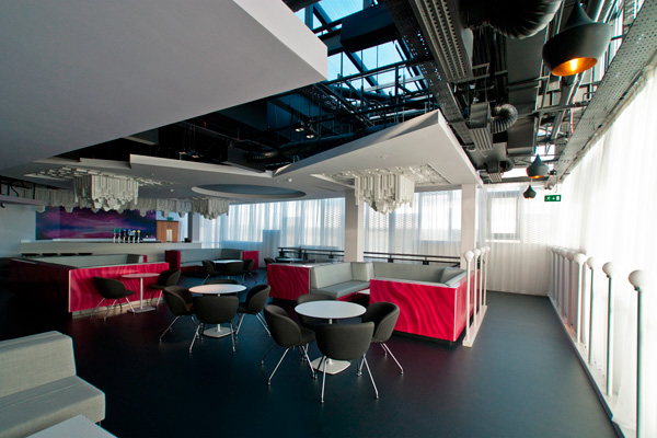 3 Arena<br>Cityscape Bar<br>Dublin<br>Hospitality