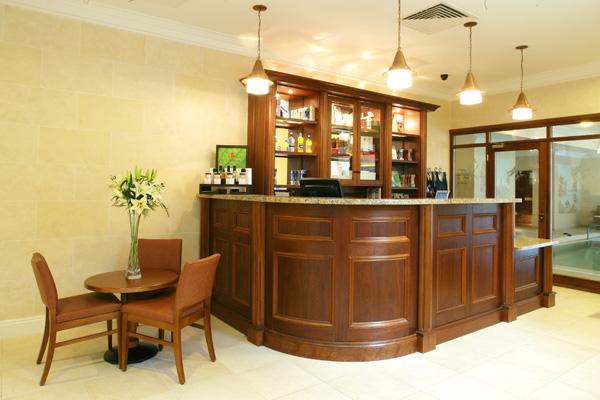 Mount Falcon Hotel<br>Ballina, Co Mayo<br>Hospitality