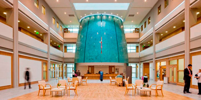 St Vincent's<br>Private Hospital | Dublin<br>Healthcare + Education