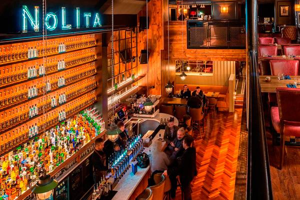 Nolita, Dublin<br>Hospitality