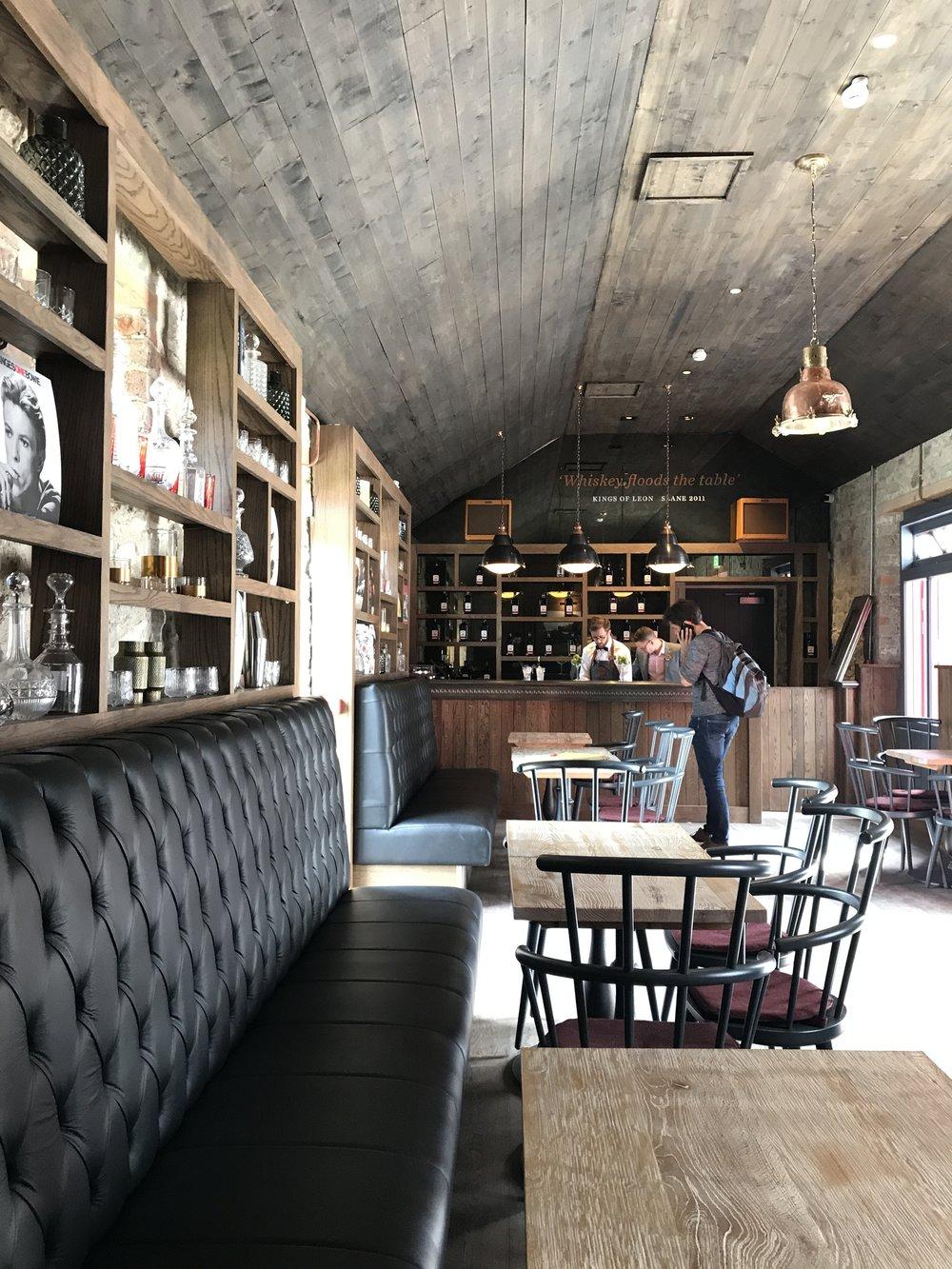 Slane Distillery<br>Meath<br>Lesiure + Tourism