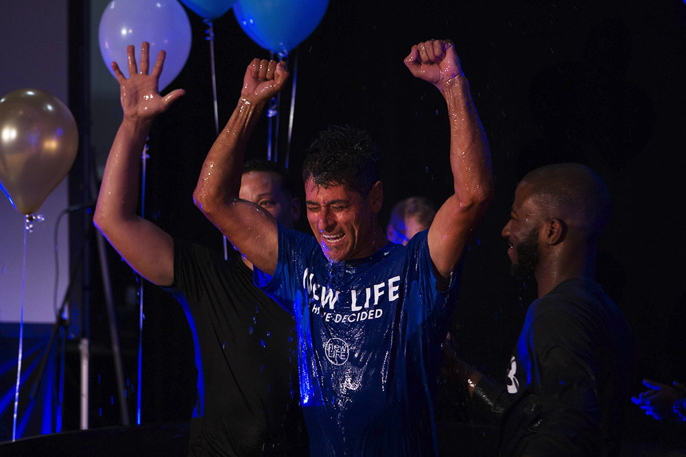 Baptism - Take the Next Step