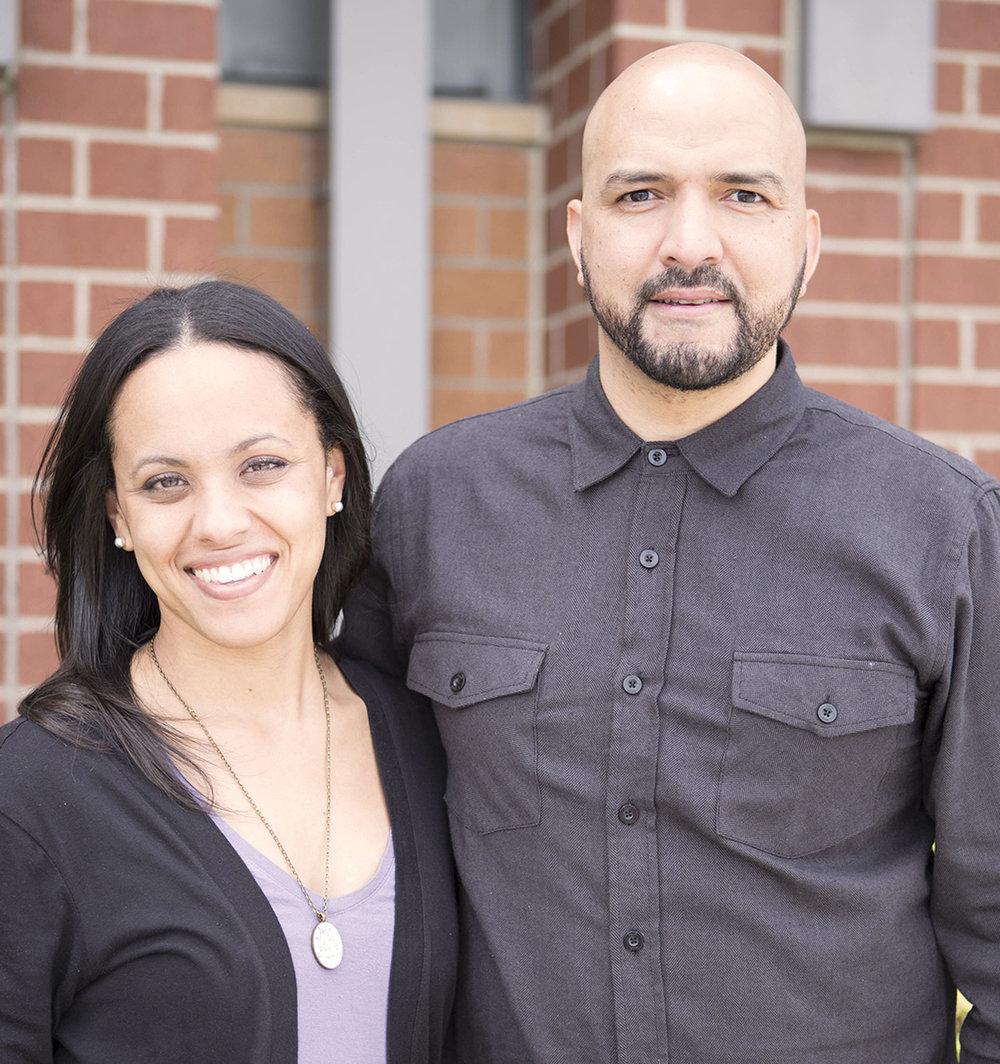 Pastors Marco & Lindsey DeBarros  | Lead Pastors