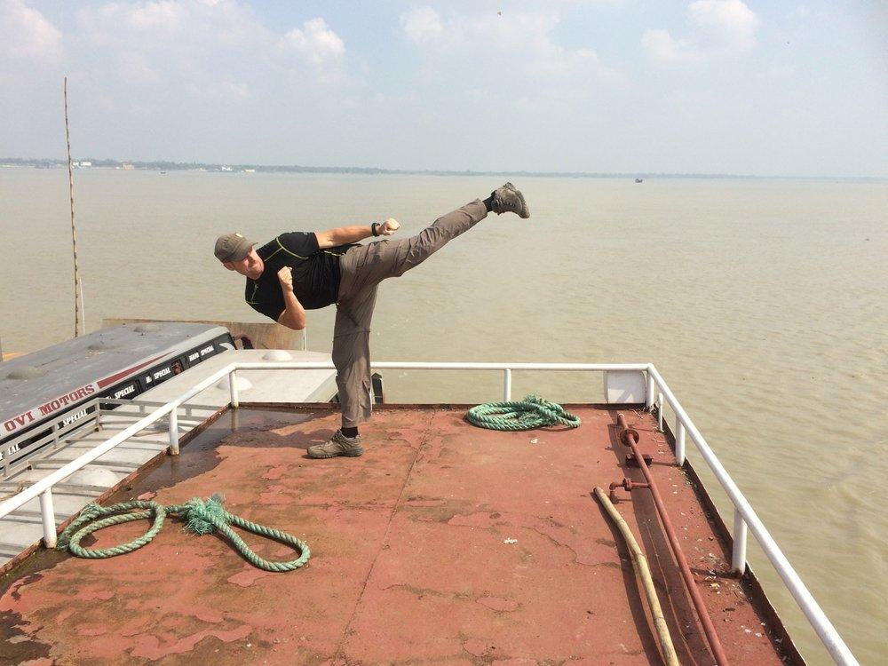 Ferry Boat, Bangladesh (Sensei Boyd)