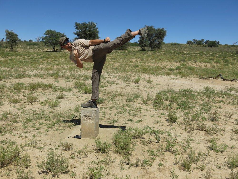 Botswana-Namibia Border, Africa (Sensei Boyd)