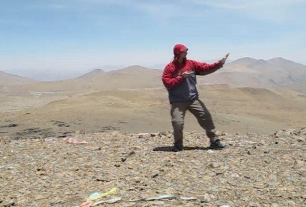 Gyagso Bhir, Tibet (17,553 ft.)