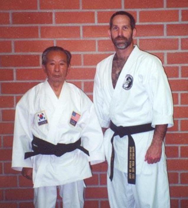 Grandmasters Nam Suk Lee & Jon Wiedenman (2000)