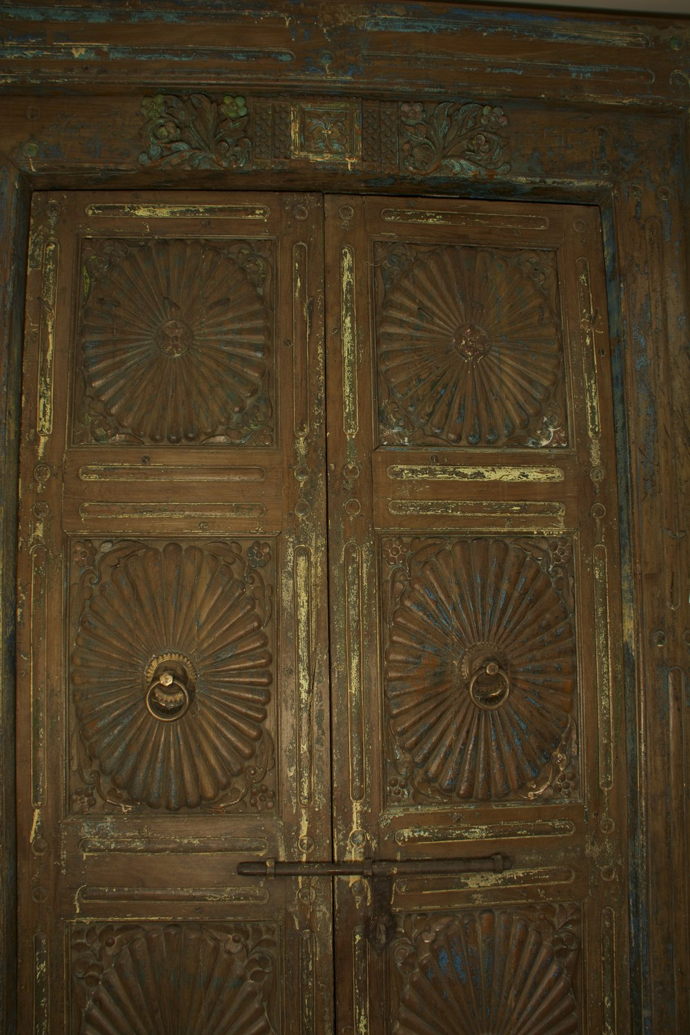 Sunburst Door
