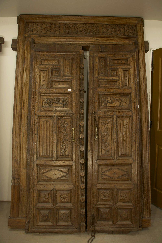 British Lions Door