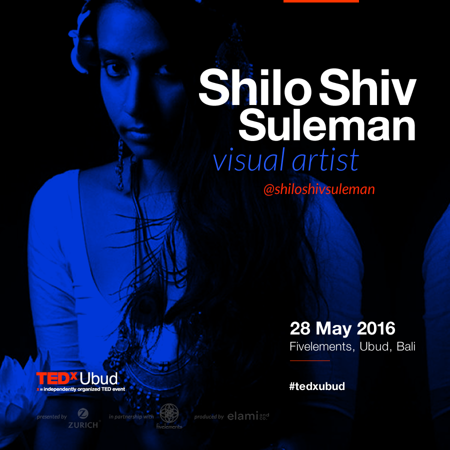 Our first speaker reveal for 2016!  @shiloshivsuleman  is an Indian contemporary artist. Her work encompasses illustration and installation art. Shilo's practice focuses on the intersection of magical realism, art for social change and technology.