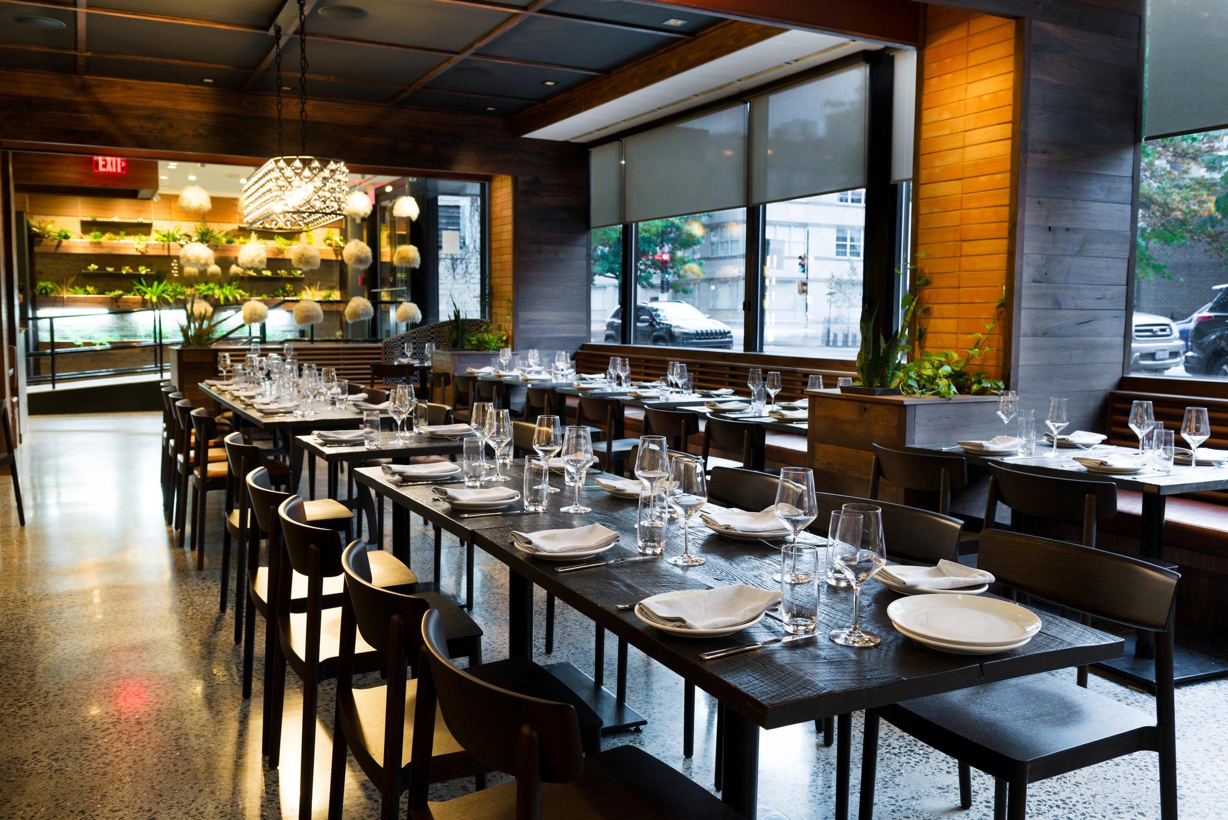 Supra - Open table restaurant week dc