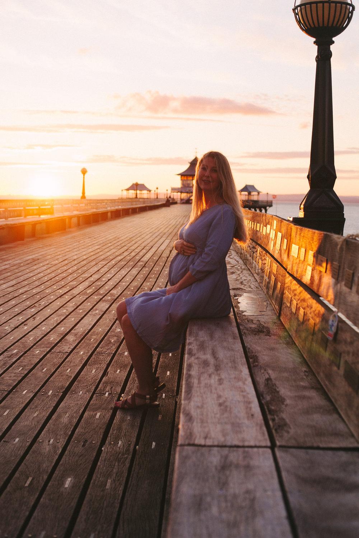 Bristol Natural Maternity photography clevedon Bath pregnancy photo shoot