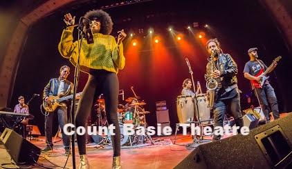 Count Basie Theatre - Opener For Boney James