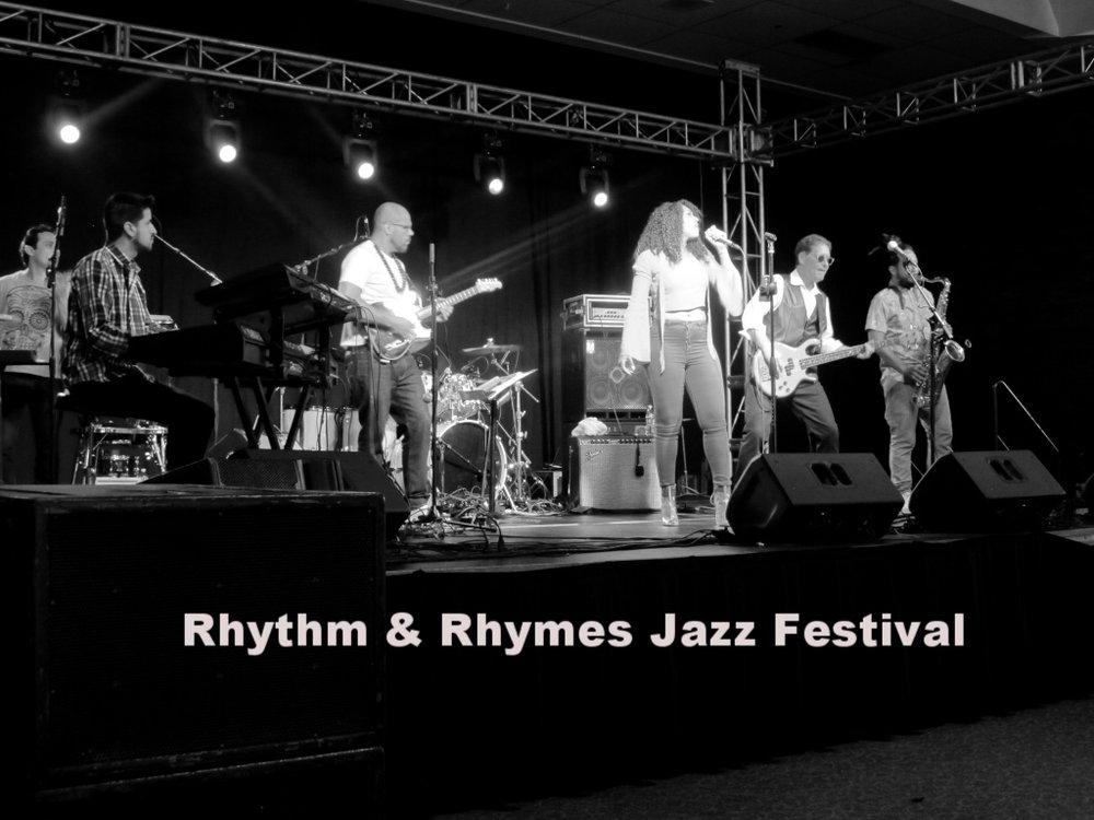 Rhythm & Rhymes Jazz Festival