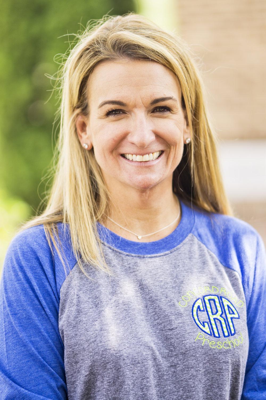 Mrs. Julie - Older 3's Teacher