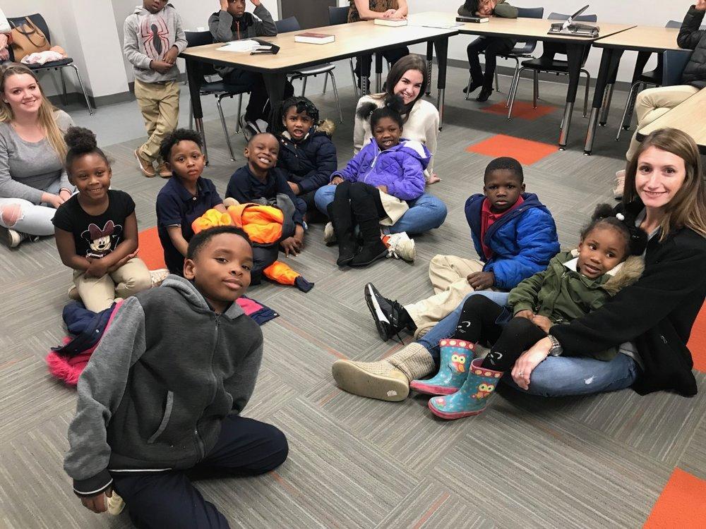 Inner City Bus Ministry Children