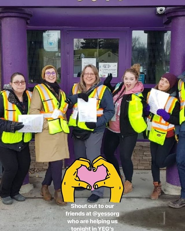 We are so proud to be part of the #homelesscountyeg effort!  The Homeless Count organized by @homewardtrust provides important information for how homeless-focused agencies in our city will provide and innovate their resources. This year, the Edmonton Homeless Count is coordinated with similar counts across Alberta and in 60 communities across Canada.  Talk about teamwork!