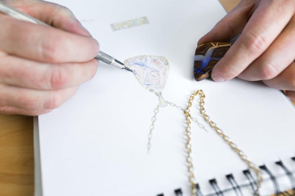 Patrick Mohs Jewelry