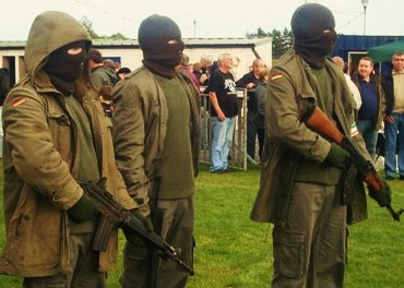Irish Republican Army fighters