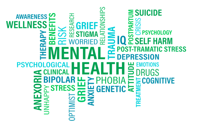 Mental Health, Freewill, and the Justice System   By: Jesse Martin