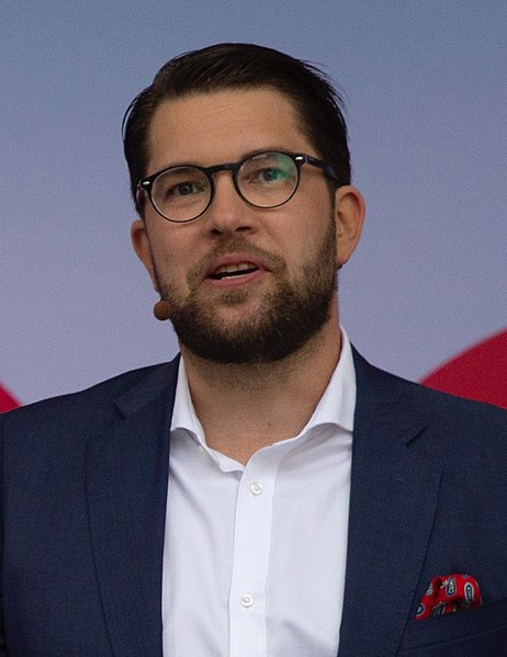 Jimmie Åkesson, Leader of the Sweden Democrats