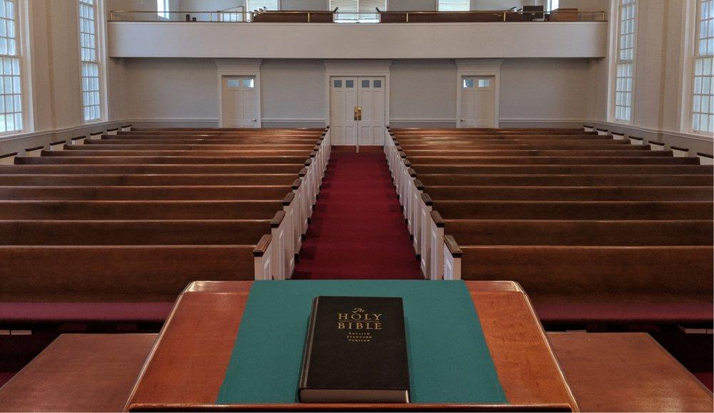 Sermon Series -