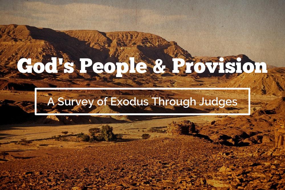 Exodus - Judges