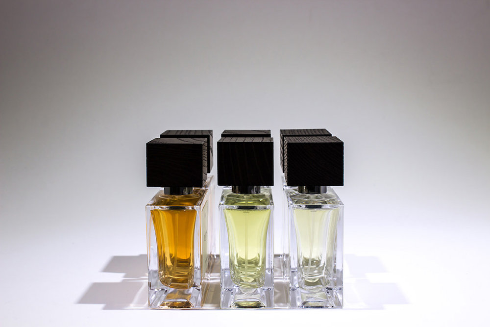 The UNITE collection by Thomas Clipper features three luxury blending colognes for men