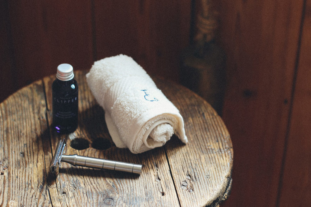 Mark One Purist classic shave set by Thomas Clipper, delivers the perfect classic shave