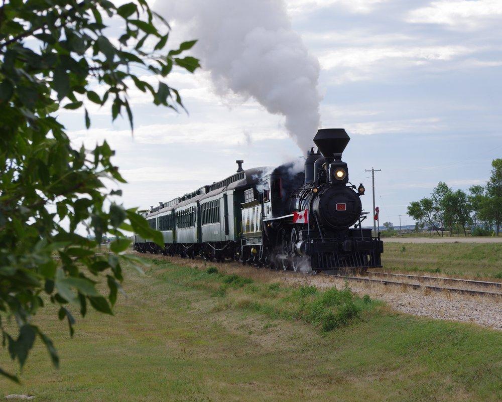 Prairie Dog Central Railroad