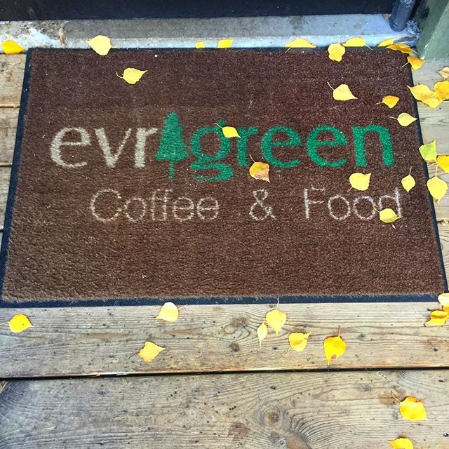 Fall is at our door step.  Last day of the season is Thanksgiving Monday.  #evrgreenforlife  #waskesiucoffee  #waskesiucoffeeshop
