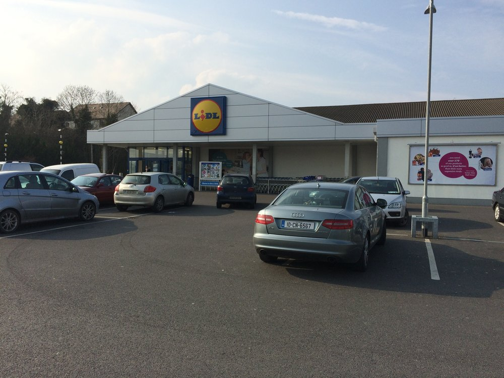 LIDL, GLANMIRE, CO. CORK