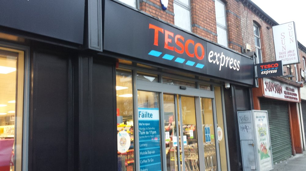 TESCO, DORSET STREET, DUBLIN