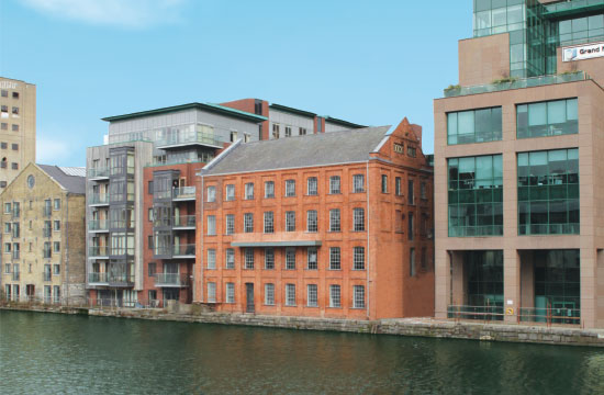 DOCKMILL BUILDING, GRAND CANAL, DUBLIN 2