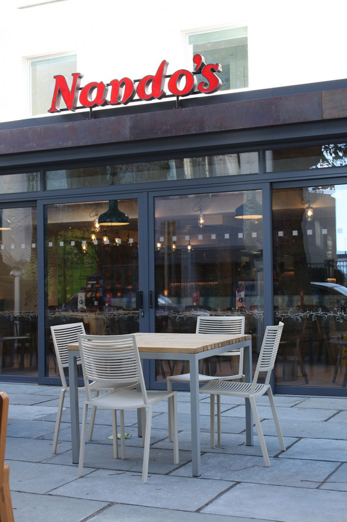 NANDO'S, Dún Laoghaire