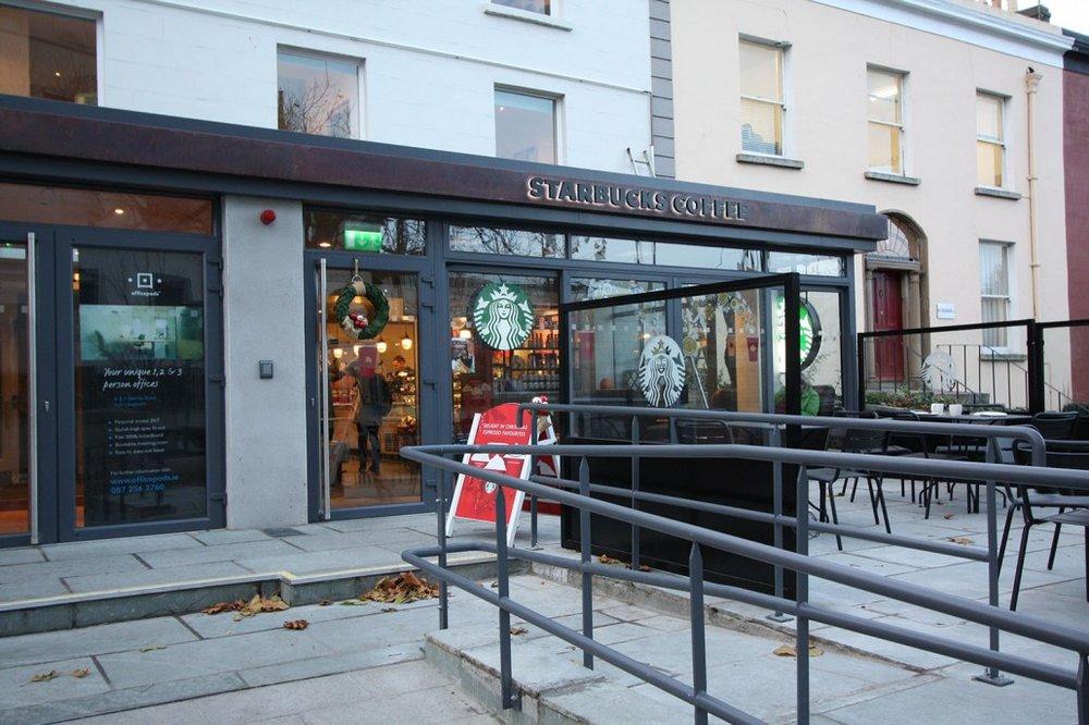STARBUCKS, Dún Laoghaire