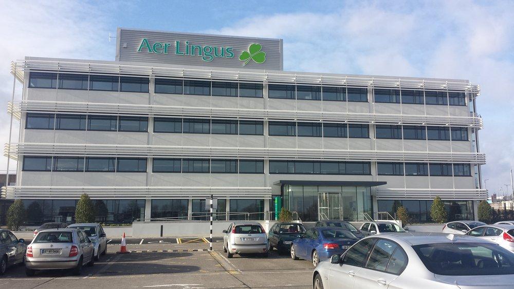 PCB BUILDING, DUBLIN AIRPORT -