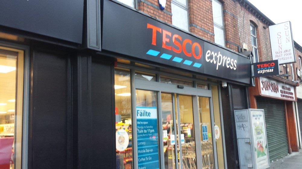 TESCO,DORSET STREET, DUBLIN -