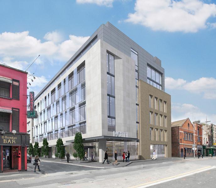 SACKVILLE HOUSE HOTEL, DUBLIN 1 -