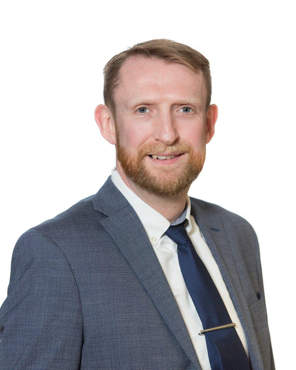 FIONN O'BRIEN - PROJECT ENGINEER