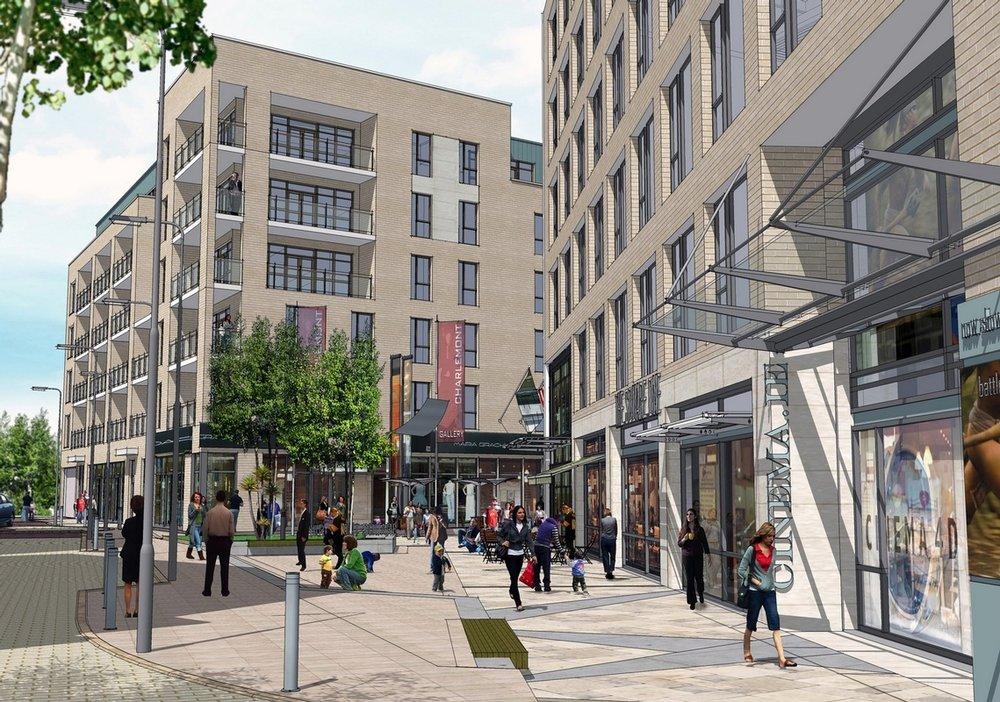 CHARLEMONT STREET REDEVELOPMENT, DUBLIN 2