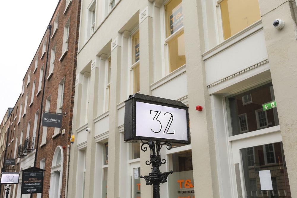 32 MOLESWORTH STREET, DUBLIN 2