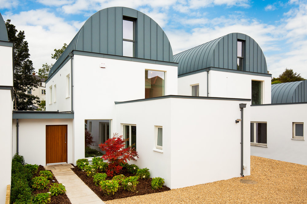 completed mews housing