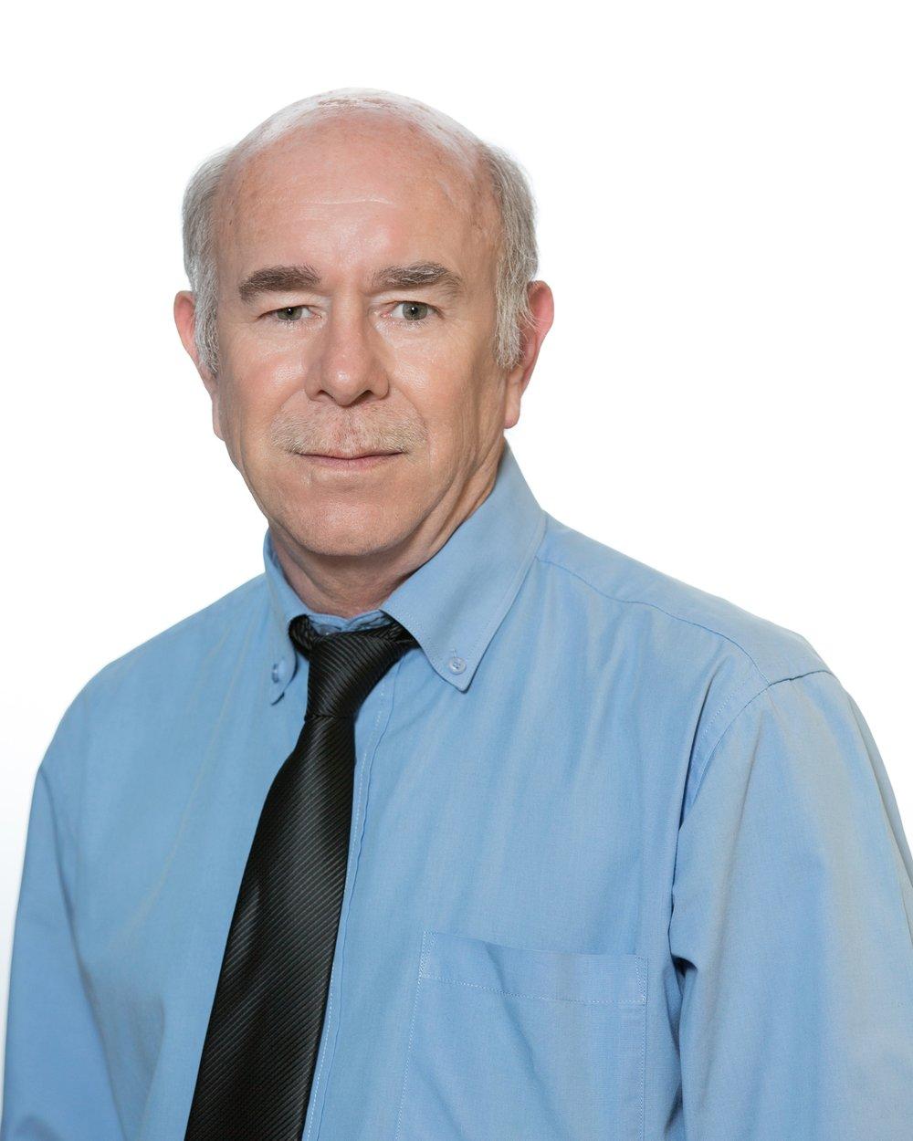 JOHN MCRORY - CAD TECHNICIAN