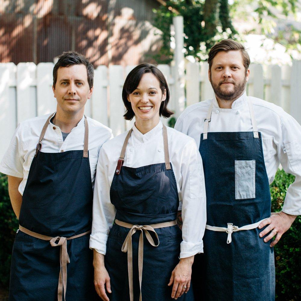 Andrew Manning, Patrick Phelan & Megan Fitzroy Phelan