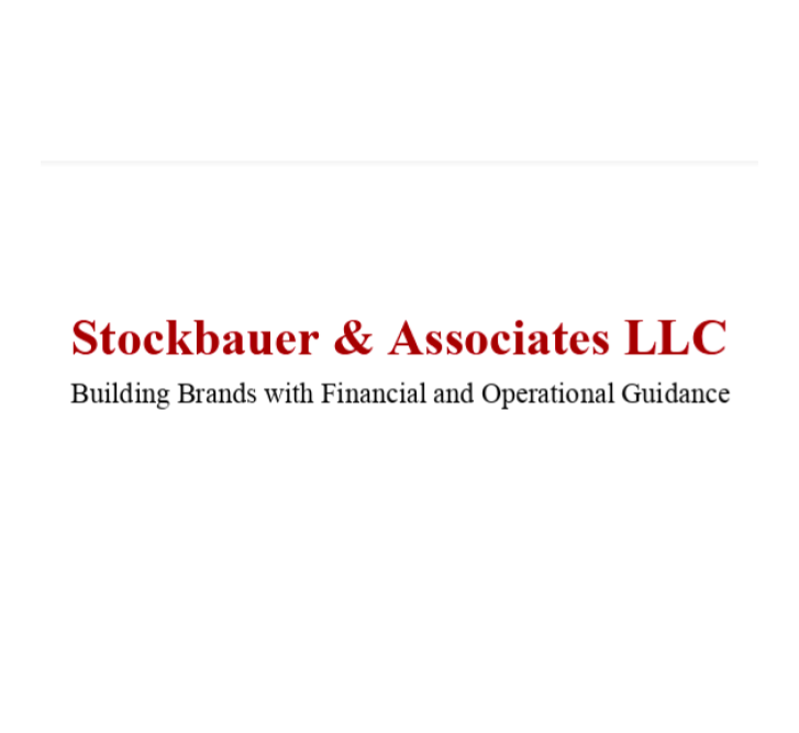 Stockbauer & Associates, LLC   Stockbauer & Associates provides financial, operational and administrative guidance and expertise to start-up, early stage and less mature brands.