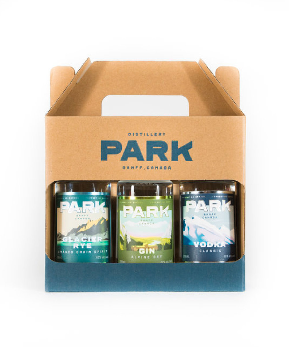 Park Clear Spirits Mixed Pony Pack