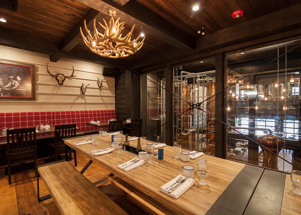 Copy of Copy of Park Restaurant interior
