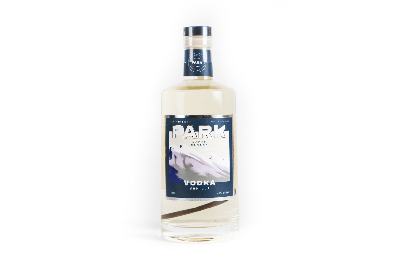 Park Distillery + Restaurant + Bar  Park Vanilla Vodka