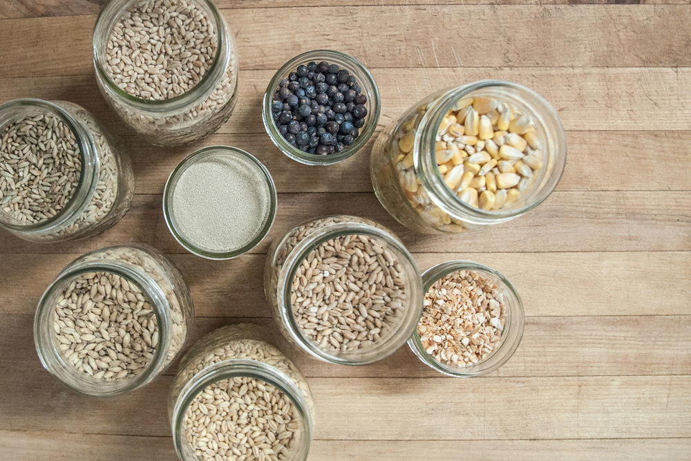 Park Distillery Spirit Grains| Photo Credit: Anna Robi